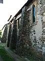 Sarlande église contreforts.JPG