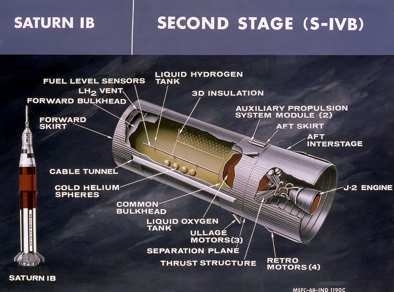 apollo third stage 10-#16