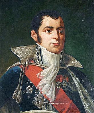 Anne Jean Marie René Savary - Image: Savary peinture