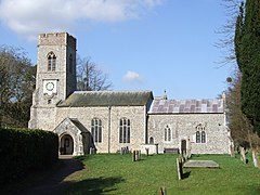 Saxlingham Nethergate Church - geograph.org.uk - 358112.jpg