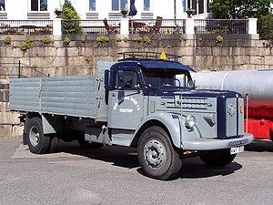 Scania AB - Scania-Vabis L71 1957