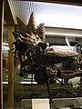 Schandmaske in Form eines Hahnenkopfes, Ingolstadt, 17. Jhd. - Mittelalterliches Kriminalmuseum Rothenburg ob der Tauber.JPG