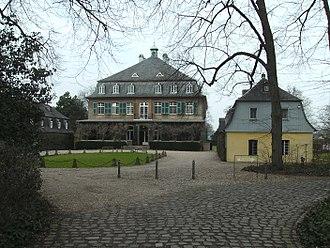 Leichlingen - Eicherhof Manor