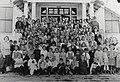 School children in front of Beaverton School (Beaverton, Oregon Historical Photo Gallery) (22).jpg