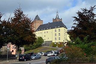 Schwanenburg Castle