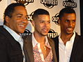 Scotch Ellis Loring, Wilson Cruz and Darryl Stephens.jpg