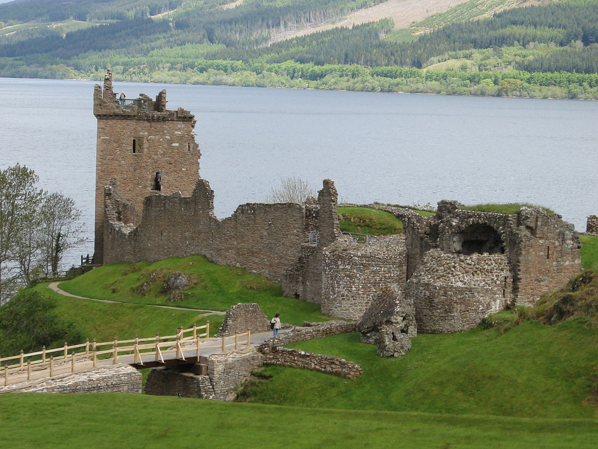 Buy United Miles >> Loch Ness – Travel guide at Wikivoyage
