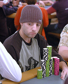 Scott Fischman American poker player
