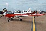 Scottish Aviation Bulldog 121 'XX522 - 06' (G-DAWG) (35655456972).jpg