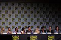 Scream Queens panel at SDCC 2016.jpg