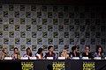 Scream Queens panel at SDCC 2016.jpg
