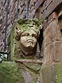 Sculpture, Castle Street, Ludlow - geograph.org.uk - 1117744.jpg