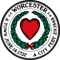 Seal of Worcester, Massachusetts.svg