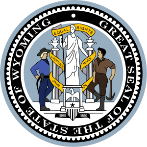 Seal of Wyoming