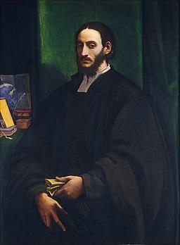 Sebastiano del Piombo Portrait of a Humanist