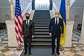 Secretary Blinken Meets With Ukrainian Prime Minister Shmyhal (51170818316).jpg