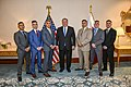 Secretary Pompeo Participates in Meet and Greet With U.S. Embassy Doha Personnel and Families (46727673031).jpg