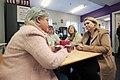 Secretary of State Karen Bradley MP visits Shankill Women's Centre (39807995904).jpg