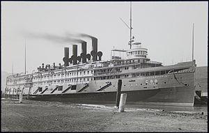 USS Wolverine (IX-64) - SeeandBee August 1919.