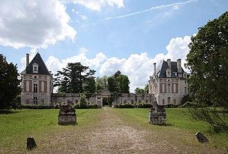 Château de Selles-sur-Cher - Image: Selles 01