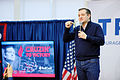 Senator of Texas Ted Cruz at New England College Town Hall Meeting on Feb 3rd, 2016 a by Michael Vadon 03.jpg