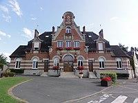 Seraucourt-le-Grand (Aisne) mairie.JPG