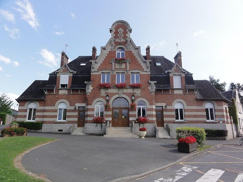 Seraucourt-le-Grand (Aisne) mairie