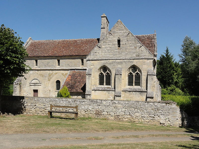 Serval (Aisne) église
