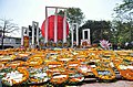 Shaheed Minar of the Bengali language movement.jpg