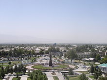 фото город шахрисабз