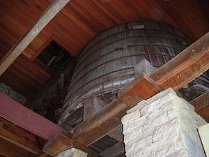 Micajah Burnett - Image: Shakertown Water Tower 2005 05 27