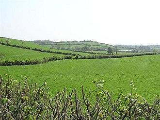 County Monaghan - Shannahergoa countryside.