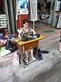 Shantou, Guangdong, China Singer sewing machine in Guangdong China (7477597992).jpg