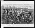 Sharecropper Sam Williams with family members and laborers in cotton field LCCN98506914.jpg