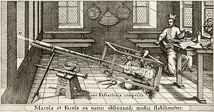 Sheiner Viewing Sunspots 1625.jpg