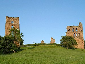 Sheriff Hutton Castle - Sheriff Hutton Castle