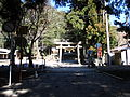 Shimohara Hachiman Shrine JR Takayama Line,Gifu,Gero City.JPG
