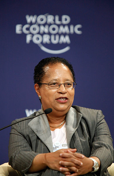 File:Shirley Ann Jackson - Annual Meeting of the New Champions Tianjin 2010.jpg