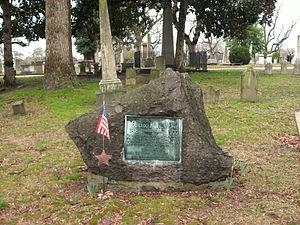 Elizabeth Van Lew - Grave of Elizabeth Van Lew