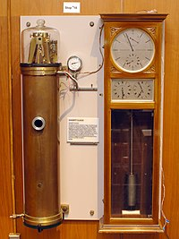 pendulum clock wikipediasome of the most accurate pendulum clocks (left) riefler regulator clock, that served as the us time standard from 1909 to 1929, (right) shortt synchronome
