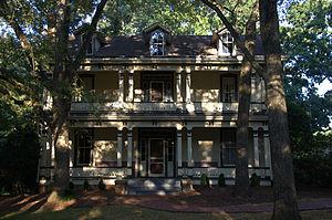 Shuford House - Shuford House, September 2012