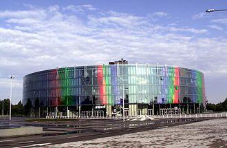 Šiauliai Arena - Image: Siauliu Arena
