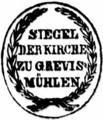 Siegel der Grevismühlener St.-Nikolai-Kirche.png