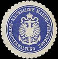 Siegelmarke K. Marine Neubauverwaltung Sonderburg W0346757.jpg