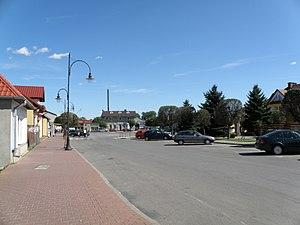 Sienno, Masovian Voivodeship - Image: Sienno mazowieckie (15)