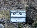 Sign for 'Jenny's Bothy' - geograph.org.uk - 1051839.jpg