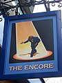 Sign for the Encore, Southampton - geograph.org.uk - 726064.jpg