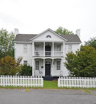 Simmons-Harth House - Simmons-Harth House, August 2012