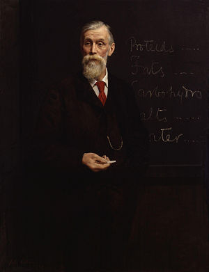 Michael Foster (physiologist) - Sir Michael Foster by John Collier