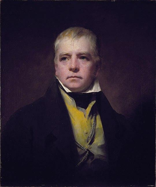 Sir Walter Scott - Raeburn
